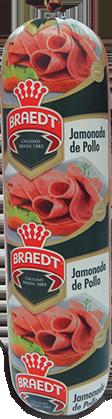 Jamonada de Pollo Braedt 3kg