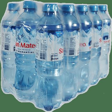 Agua San Mateo sin gas 600ml