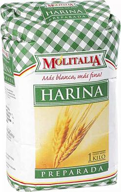 HARINA PREPARADA 6X1KG