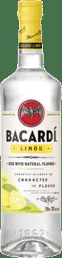 Ron Bacardí Blanco Botella de 750ml