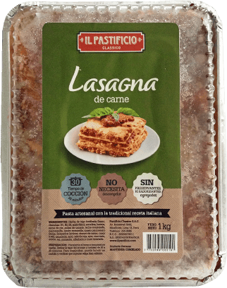 Lasagna Ragú