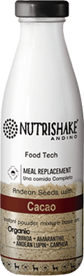 Meal replacement Nutrishake | ready to go | cacao