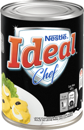 NESTLÉ Leche Evaporada Ideal Chef