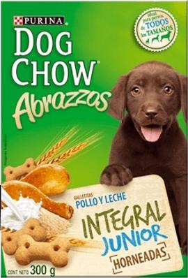 Dog Chow Abrazzos junior x300g