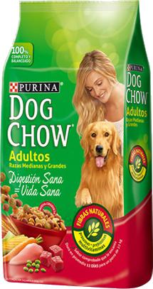 Dog Chow Adulto x 21kg