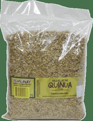 Hojuelas de quinua