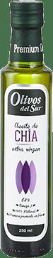 Aceite de Chía Extra Virgen Premium