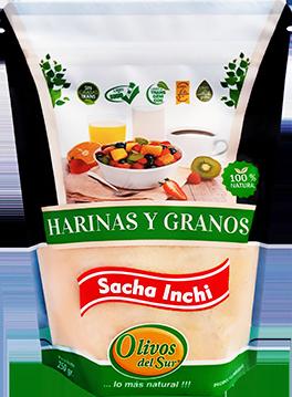 Harina de Sacha Inchi