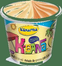 Copa K-Bana Vainilla-Lúcuma