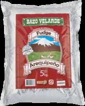 Fudge Arequipeño Bazo Velarde Bolsa 1x5kg