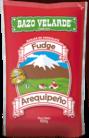 Fudge Arequipeño Bazo Velarde Bolsa 1x900g