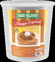 Manjar Especial Bazo Velarde Bolsa 1x20kg