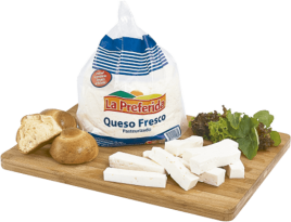 Queso Fresco La Preferida Molde 1x2.2kg (aprox.)
