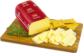 Queso Gouda Laive Molde 1x2.3kg (aprox.)