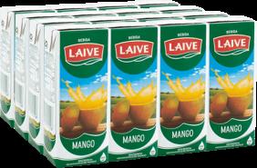 Néctar Mango Laive Pack 6x200ml