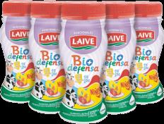 Yogurt Tutti Frutti Kids Bio Defensa Laive Pack 4x100ml