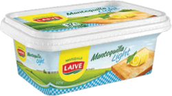 Mantequilla Light Laive Pote 1x225g