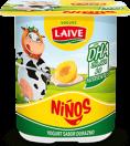 Yogurt Durazno Niños Laive Vaso 1x100ml