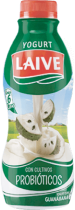 Yogurt Guanábana Laive Botella 1x946ml