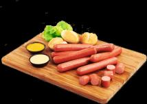 Hot Dog Tradicional Suiza Paquete 1x2.5kg