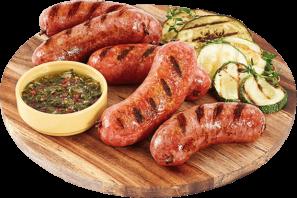 Chorizo Parrillero Suiza Paquete 1x1kg