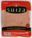 Jamón Americano Suiza Paquete 1x500g