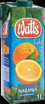 Néctar Naranja Diet Watts Tetrapack 1x1L
