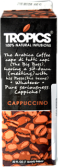 Mezcla para Baristas TROPICS Cappuccino 946ml