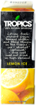 Mezcla para Baristas TROPICS Lemon Ice 946ml
