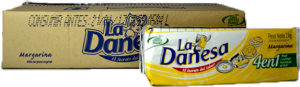 Margarina La Danesa 5x2kg