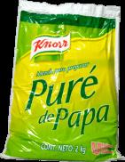 Mezcla para Pure de Papa Knorr 6x2kg