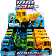 Caramelo Bubble Dozer Kidsmania Display 12x7g