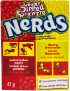 Caramelo Nerds Apple WTML Lenade Wildcherry Nestle Display 36x47g