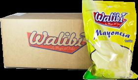 Mayonesa Walibí Caja 14x1kg