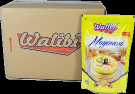 Mayonesa Walibí Caja 12x100g