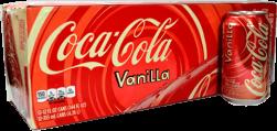 Coca Cola Vainilla Lata 355 ml Gaseosa