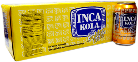 Inca Kola Twelve Lata 355 ml Gaseosa