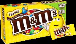 Chocolate M&M'S Peanut Box Mars Display 12x87.9g