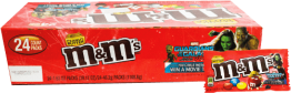 Chocolate M&M'S Peanut Butter Mars Display 24x46.2g