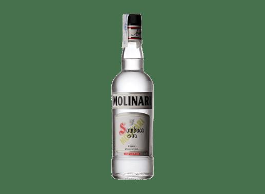 SAMBUCA EXTRA MOLINARI 750ML