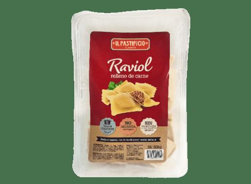 Raviol Carne Americano