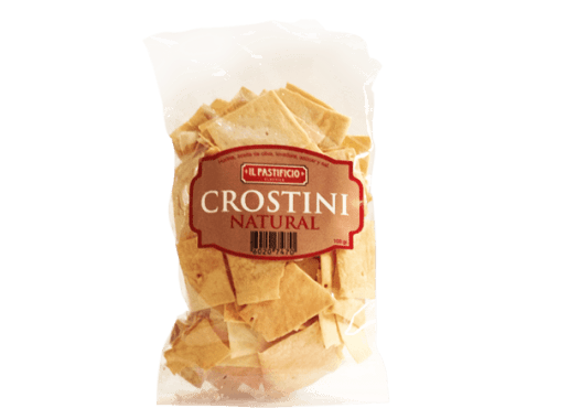 Crostini natural
