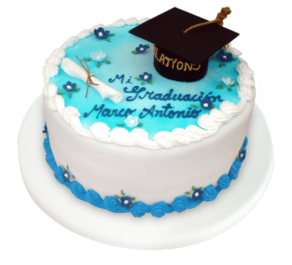 Torta Mi Graduación- Torta Especial