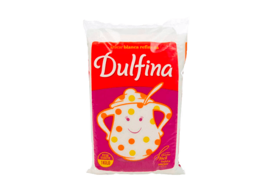 Azúcar blanca Dulfina paquete 10x1kg