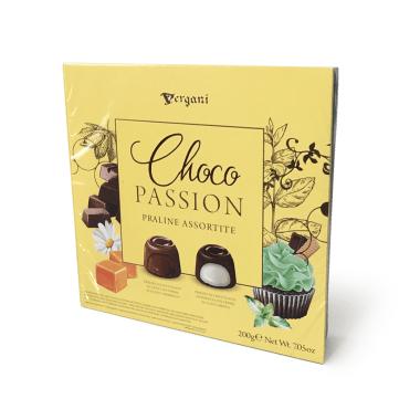 Chocolate Vergani Choco Passion