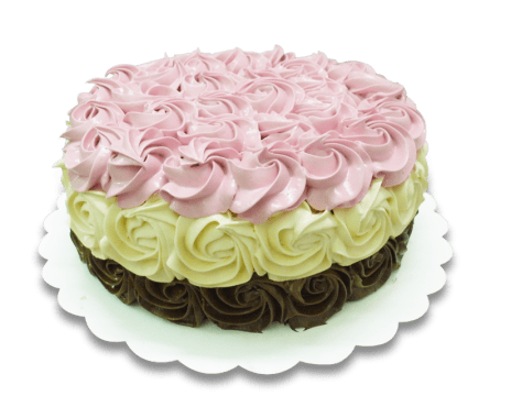 Torta Rosetas