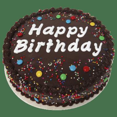 Torta Happy Birthday Chocolate