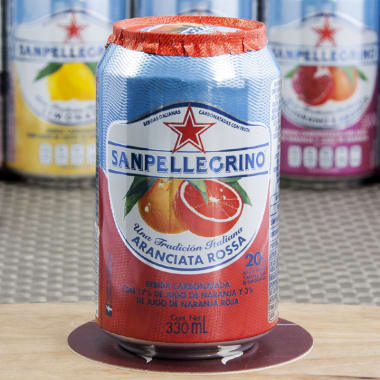 San Pellegrino Aranciata Rossa x 330 ml