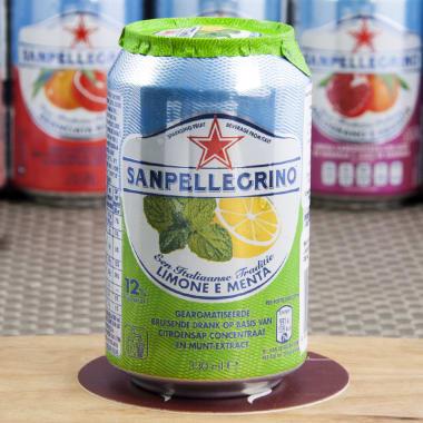 San Pellegrino Limone e Menta x 330 ml