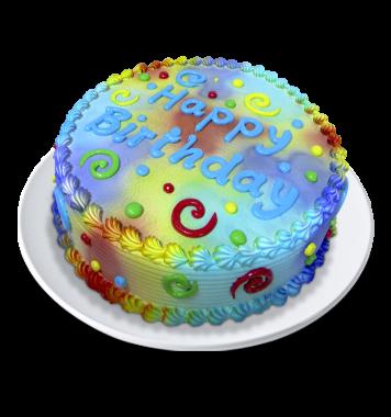 Torta Happy Birthday Tres Leches